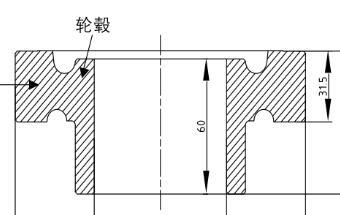一种分速齿轮零件闭式锻造模拟分析