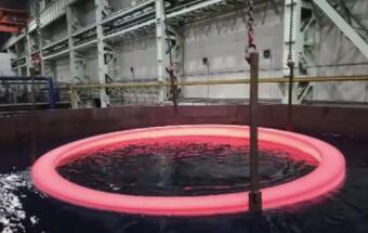 海上风电法兰锻件低温冲击稳定性研究
